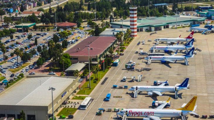 Adana Havalimanı'nda patlama