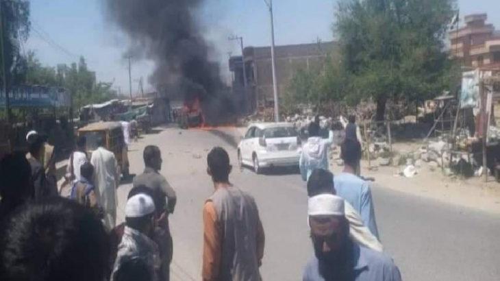 Afganistan'da 3 ayrı patlama