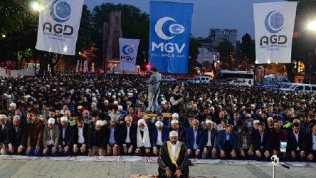 Saadet Partisi'nin gençlik örgütlenmesi olarak bilinen AGD'den 'cihat' çağrısı