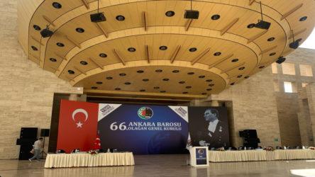 Ankara Barosu'nda seçim günü