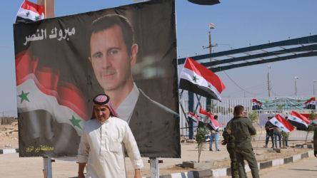 Suriye Hükümeti: Türk ve Amerikan orduları ülkemiz topraklarından çekilsin ve bu işgale son verilsin