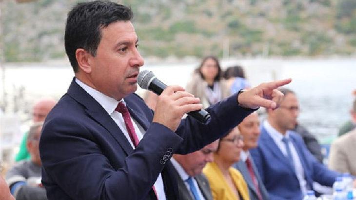 Bodrum Belediye Başkanı Aras'tan Ağaoğlu'nun 30 bin kişilik inşaat projesine tepki