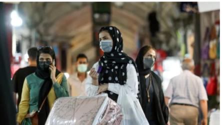 İran'da koronavirüs yükselişte