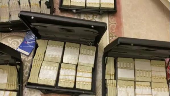 Müslüman Kardeşler operasyonunda 8 milyon 400 bin dolar ele geçirildi
