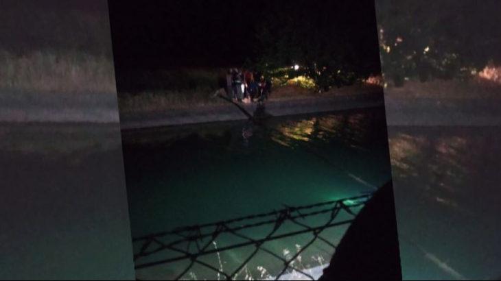 Dünden beri kayıp olan 18 yaşındaki kadının cansız bedeni sulama kanalında bulundu