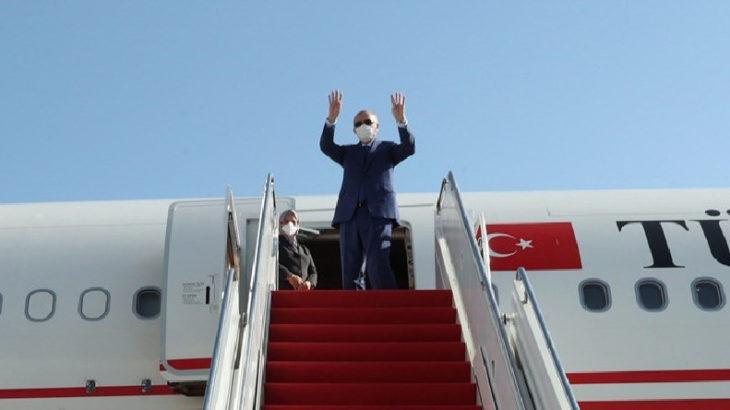 Erdoğan, ABD yolcusu