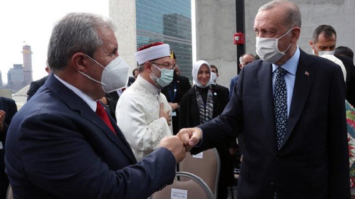 Erdoğan ile New York'ta görüşen Destici, ABD ziyaretinin ardından ilk defa konuştu