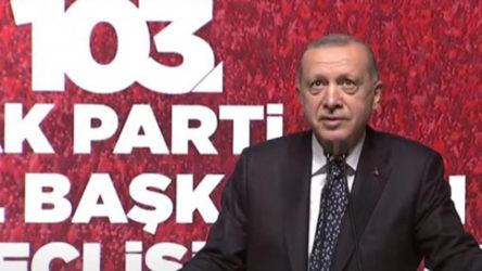 Erdoğan'dan CHP'ye 'teröriste canlı kalkan oldular' suçlaması