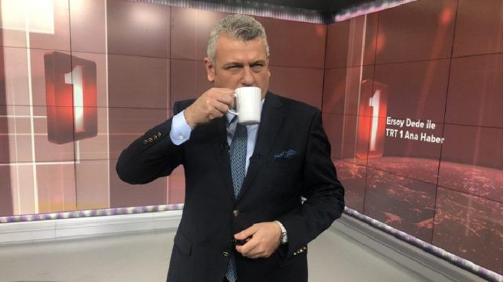 TRT'de Ersoy Dede krizi