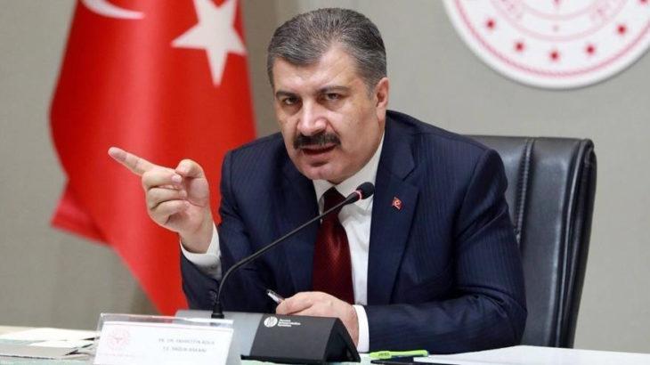 Turizm patronları ve AKP kongreleri için yapılanları unuttu: Fahrettin Koca'dan 'bize ne oldu?' çıkışı