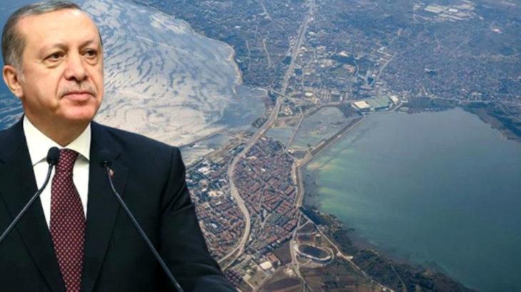 Gece yarısı Kanal İstanbul kararı