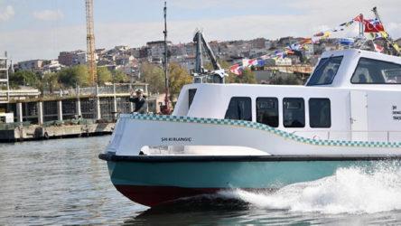 İstanbul'da 'Deniz Taksi' ücretleri belli oldu