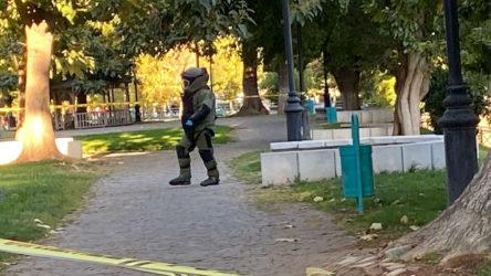 İçişleri Bakanlığı: Gaziantep'te bombalı paket imha edildi