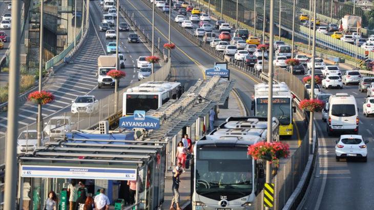 İstanbul'da pazartesi günü toplu ulaşım ücretsiz olacak