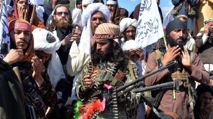 Kabil'de Pakistan protestosu: Taliban halka ateş açtı