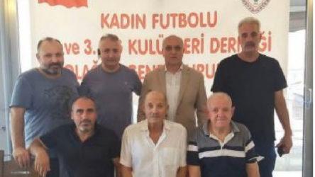 Kadın Futbolu 2. Lig ve 3. Lig Kulüpler Derneği, kadın yönetici olmadan kuruldu