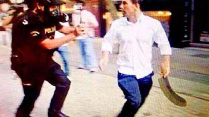 Gezi'de eylemcilere saldırmıştı, 'fuhuş' operasyonunda yakalandı