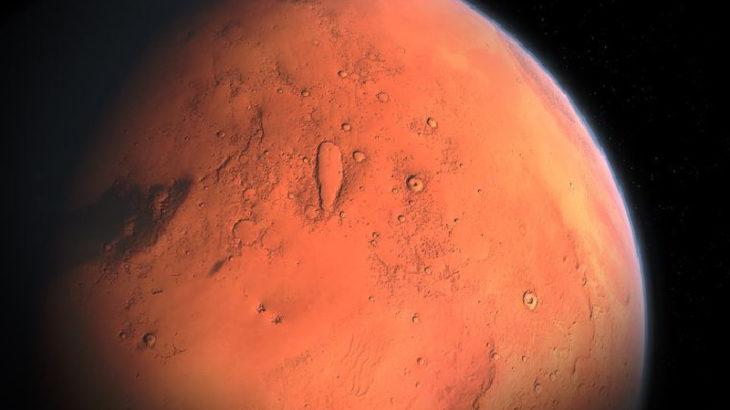 Mars'ta yaşam iddiaları güçleniyor