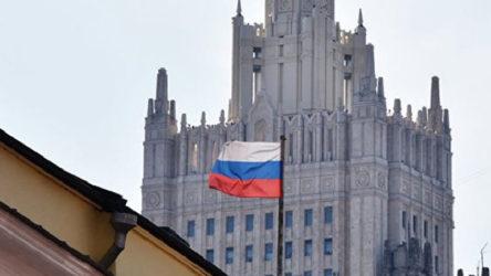 Rusya'dan çağrı: Gine Devlet Başkanı Conde serbest bırakılsın