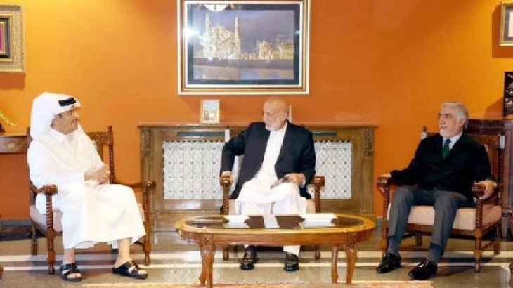 Taliban'a ilk üst düzey ziyaret Katar'dan