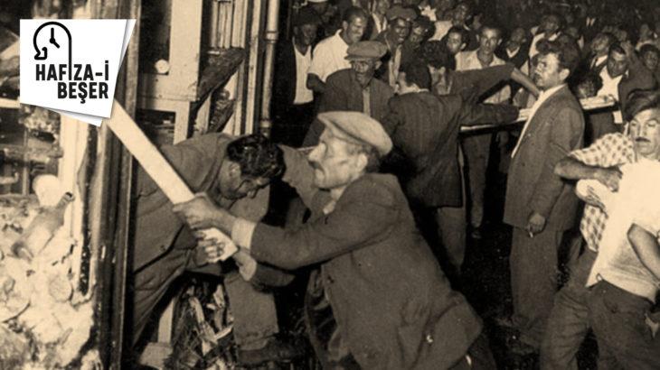 6-7 Eylül 1955: Utanç günü...
