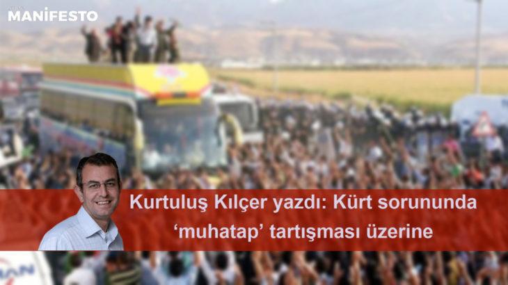 Kürt sorununda 'muhatap' tartışması üzerine