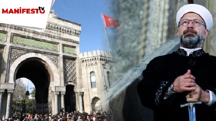 Manifesto'nun Gündemi'nde laiklik ve öğrencilerin barınma sorunu değerlendirildi