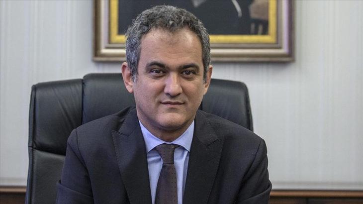 Milli Eğitim Bakanı Özer: Vaka trendinin artması sınıflara yansıyor