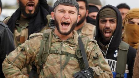 VİDEO | Libya'da Türkiye destekli cihatçılardan 'maaş' isyanı