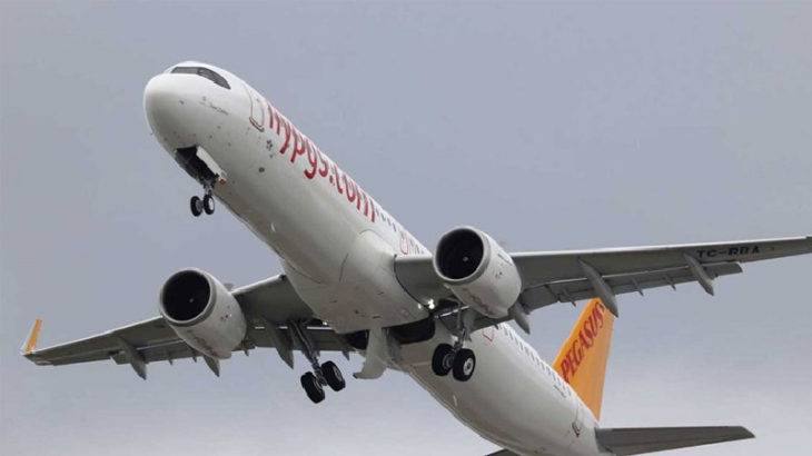Pegasus uçağında arıza: Yolcular ciddi tehlike atlattı