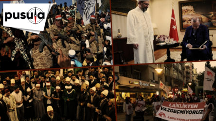 PUSULA | Dinci faşizme karşı barikat: Laiklik