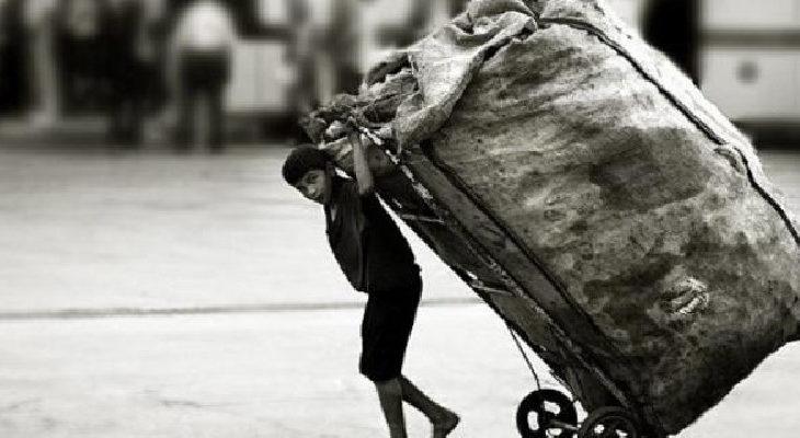 Bakanlık verilerine göre çocuk işçi sayısı 12 bin 457'ye ulaştı