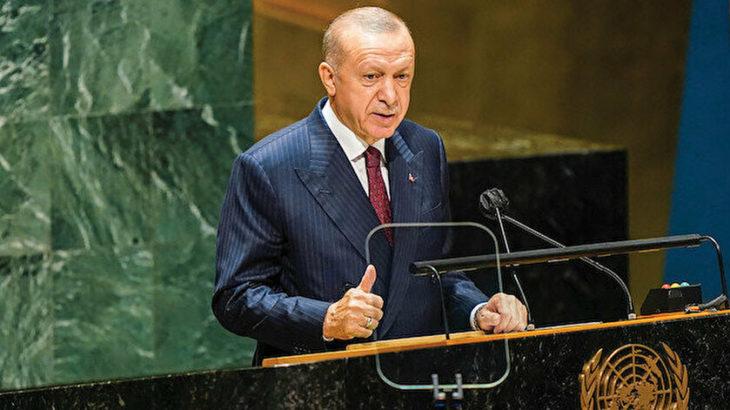 Erdoğan'dan BM Genel Kurul'unda 'Afgan mülteci' mesajı