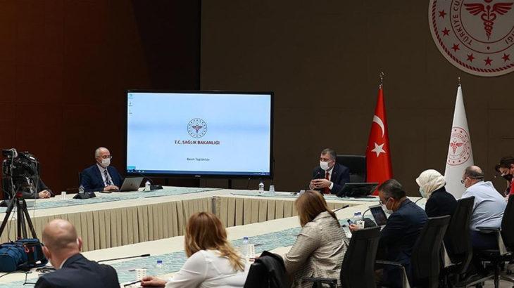 Bilim Kurulu, Bakan Koca başkanlığında toplanıyor: Toplantı sonrası yazılı açıklama yapılacak