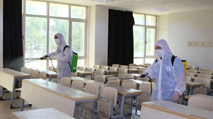 Manisa'nın Kula ilçesinde 19 kişilik sınıf karantinaya alındı
