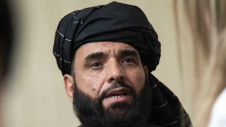 Taliban, ABD'yi 'ıslah ve inşa'da yer almaya davet etti