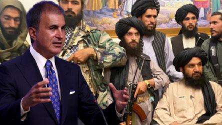 AKP Sözcüsü Ömer Çelik'ten Taliban açıklaması: Uluslararası siyaseti takip ediyoruz