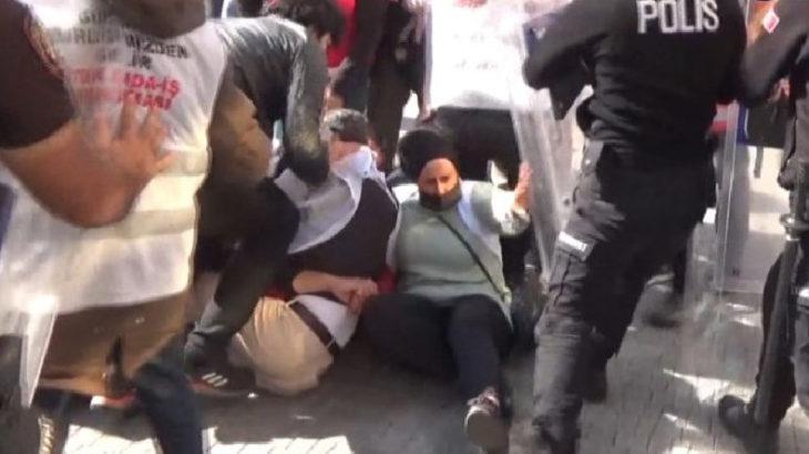 Tekirdağ'da Bel Karper ve Adkotürk işçileri gözaltına alındı