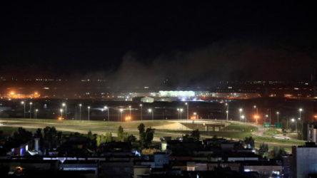 The Cradle: Erbil Havaalanı'ndaki Mossad üsleri insansız uçaklarla vuruldu