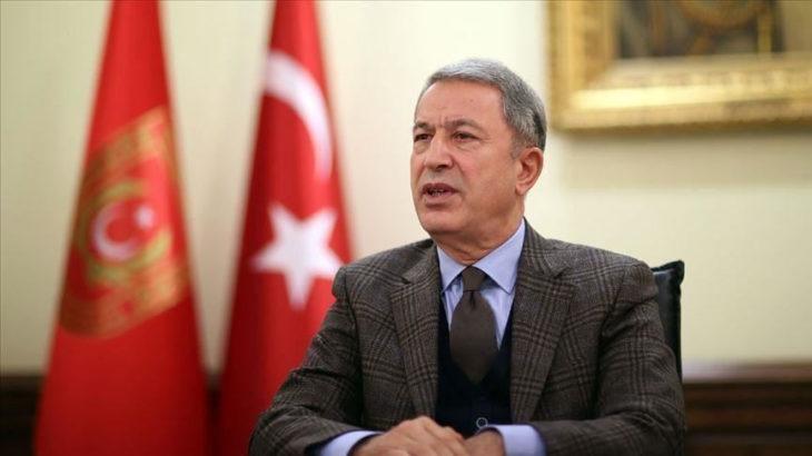 Savunma Bakanı Akar'dan NATO ve Afganistan açıklaması