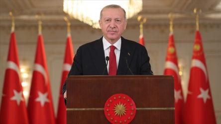 Erdoğan yeni adli yıl açılışında konuşuyor