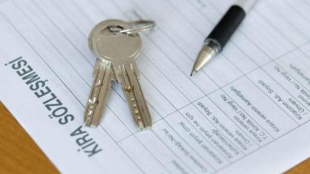 Türkiye'de yüksek ev kiralarından şikayet oranı yüzde 96,5
