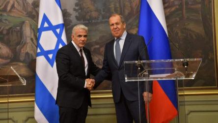 İsrail Dışişleri Bakanı Yair Lapid: Golan Tepelerini geri vermeyiz