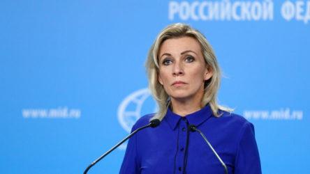 Zaharova'dan 'CIA' eleştirisi: ABD, ülke tarihindeki en derin krizi görmezden geliyor