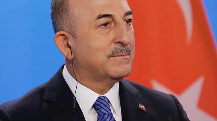 Dışişleri Bakanı Çavuşoğlu'ndan Suriye'ye müdahale sinyali: Kendi göbeğimizi kendimiz keseceğiz