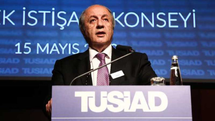 TÜSİAD'dan Merkez Bankası'nın bağımsızlığı tartışmalarına yanıt geldi