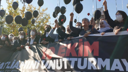 10 Ekim Ankara Katliamı anmasına polis müdahalesi