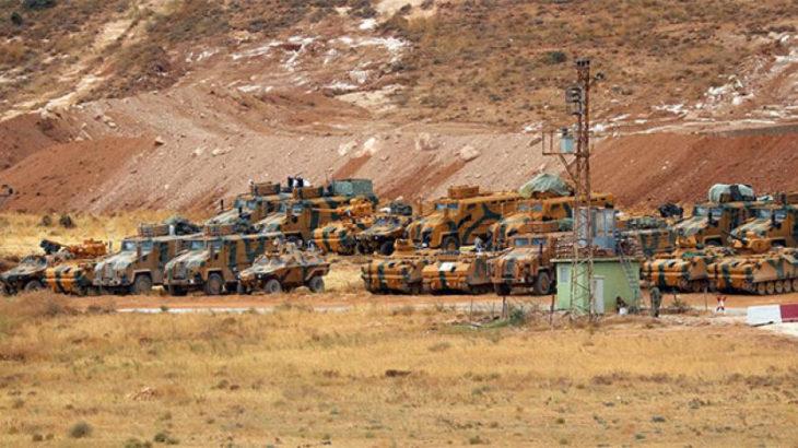 İddia: Türkiye, Suriye'ye operasyon hazırlığında