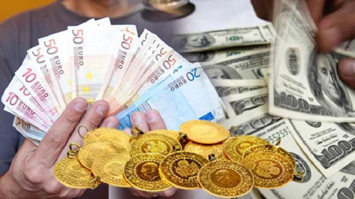 Altın yükseliyor, dolar rekor kırdı: Dolar/TL 9.10