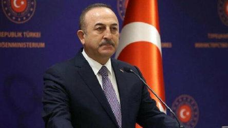 Dışişleri Bakanı Mevlut Çavuşoğlu: ABD terör örgütüne çok iyi destek veriyor